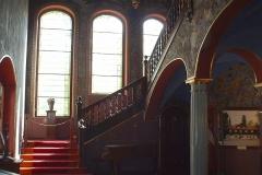 Reise Krummhübel Gerhart Hauptmann Haus - Treppenhaus