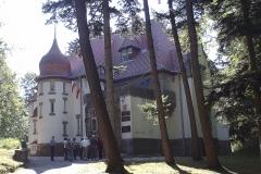 Reise Krummhübel Haus Wiesenstein Agnetendorf