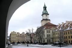 Reise Krummhübel Riesengebirge - Rathaus Hirschberg
