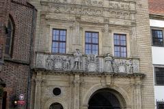 Reise Oppeln Schloss Torhaus-Brieg