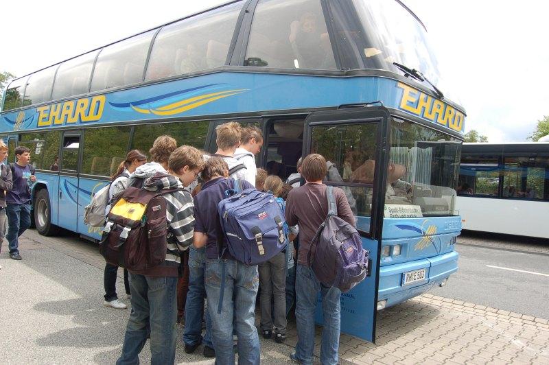 Unsere Buslinien