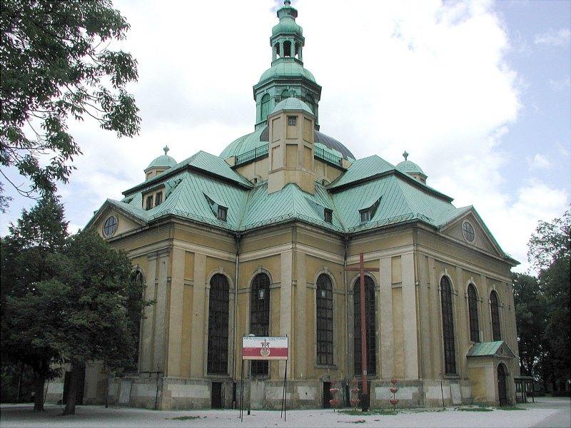 Die Hirschberger Gnadenkirche